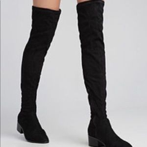 Steve Madden Gabriella Over the knee boots